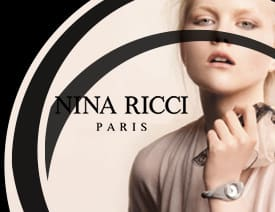 Collection Montre Nina Ricci